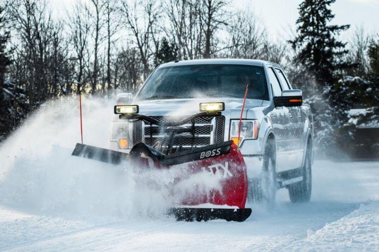 Snow Removal Prackos Landscaping